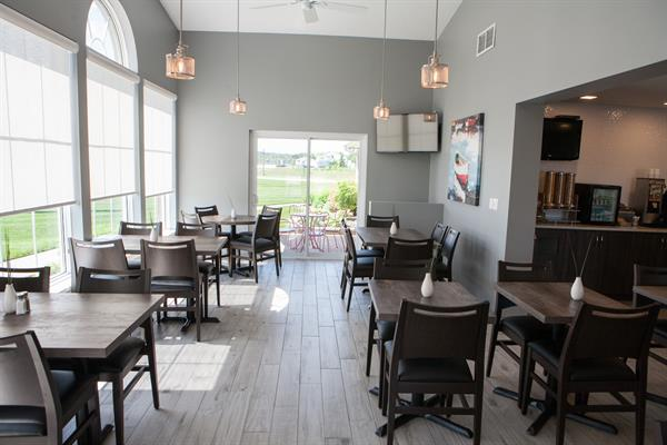 Breakfast Room/Cafe