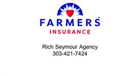 Rich Seymour Agency - Farmers Insurance