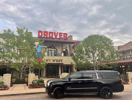 Drover Hotel Fort Worth Stockyards