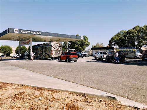 CFN Fleet Fueling Gas Station in Oakdale