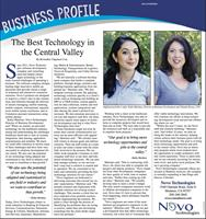 The Modesto Bee Company Profile Article