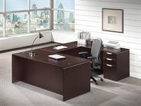 Executive U-Shaped Office