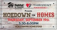 Hoedown for Homes