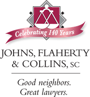 Attorney Justin Peterson joins Johns, Flaherty & Collins, SC