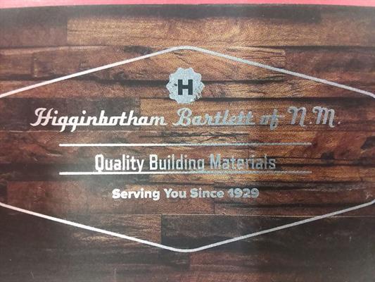 Higginbotham-Bartlett Co.