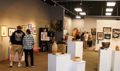 2013 LEAA Fall Art Show