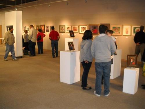 """""""Figure It Out"""" Portraiture Exhibition"""