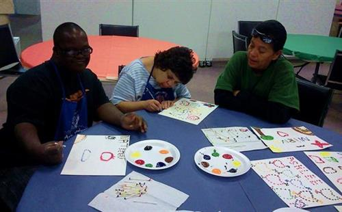 LEADERS art classes