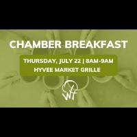 July Chamber Breakfast