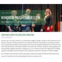 February 2020 Chamber Newsletter