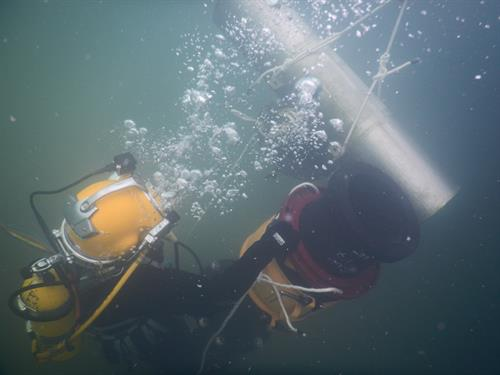 Diving and Dredging