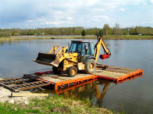 Modular Barges