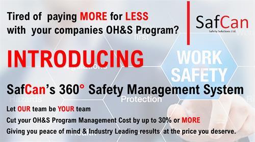 360 Safety Program Management