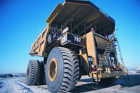 The Big Hauler - Caterpillar 797 Haul Truck