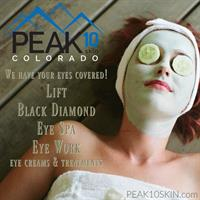 Looking for a great eye cream or treatment...PEAK 10 SKIN has one for YOU!
