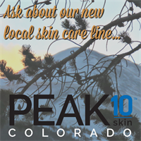 You can find PEAK 10 SKIN at our local retail partners or online!