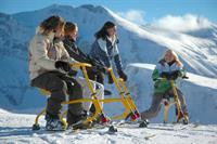 Snowbiking is a sport for all ages and skill levels. It is guaranteed to enhance your Breckenridge experience!