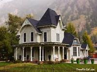 On your visit to the mine, be sure to explore the many Victorian homes in Georgetown's National Historic District.