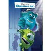 Movies Under the Moon: Monsters Inc.
