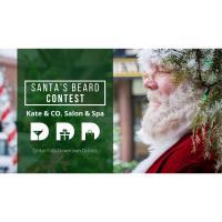Santa's Beard Contest