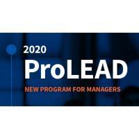 ProLEAD certificate program