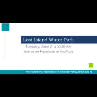 Webinar - Lost Island Update
