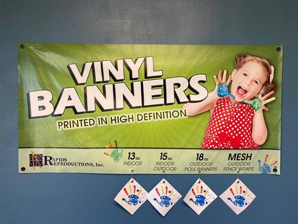 Custom Signs, Posters & Banners