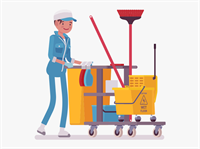 Cleaning Crew- 3rd Shift