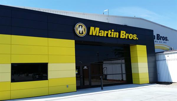 Martin Brother Distributing