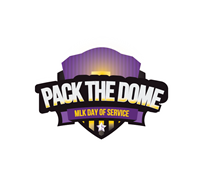 Pack the Dome - MLK Volunteer Event