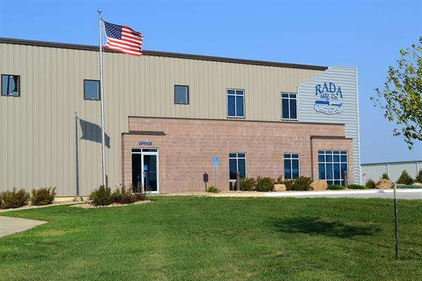 Rada Mfg. Co. Waverly, Iowa