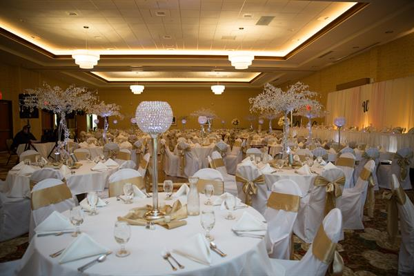 Wedding Reception - seats up to 340 guets