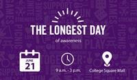 Longest Day of Awareness