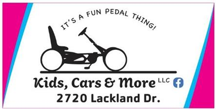 Kids, Cars & More LLC