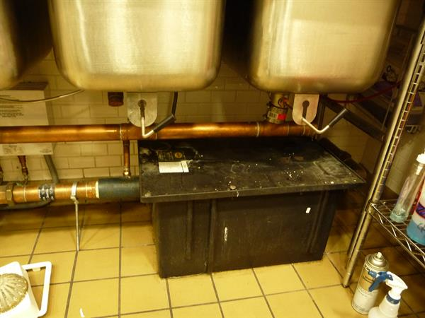 Indoor Grease Trap