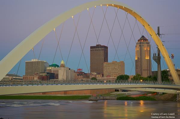 Iowa Women of Achievement Bridge