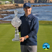2017 AT&T Pebble Beach Pro-Am Champion: Jordan Spieth