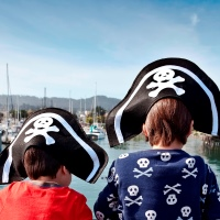 Complimentary Children's Pirate Program