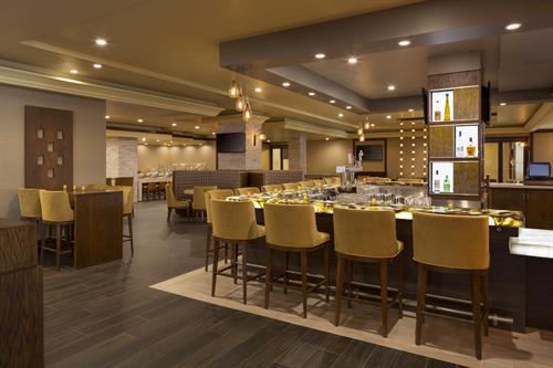 Fin + Field - Monterey Marriott