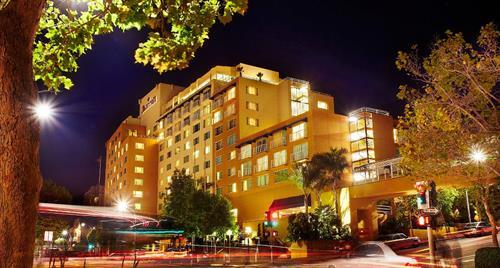 Exterior Shot - Monterey Marriott