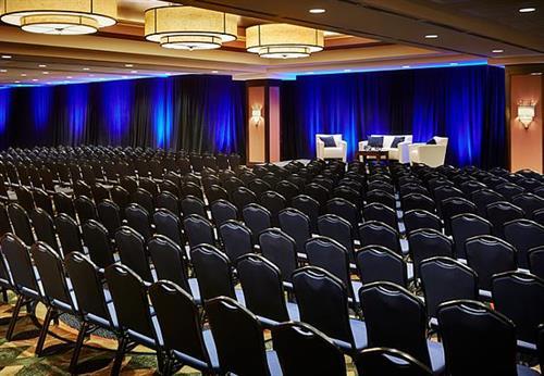 San Carlos Ballroom - Monterey Marriott