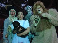 The Wizard of Oz at the Outdoor Forest Theater