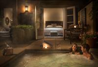 Luxury Spa Guestroom
