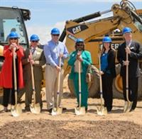 May 2017 Groundbreaking - Pure Water Monterey Project