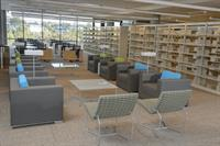 CSU Monterey Bay, Library 3rd Floor Build-Out