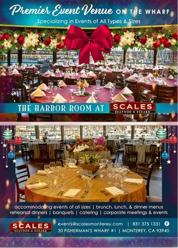 Happy Holidays from Scales!