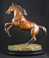 Unbridled - Bronze