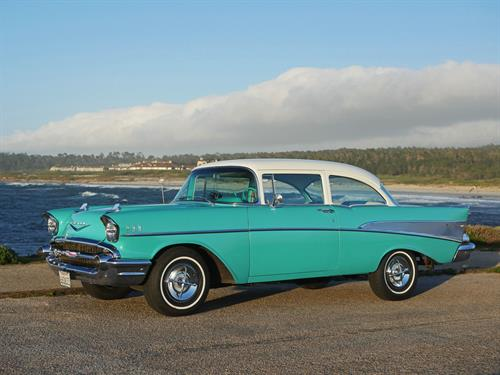 1957 Chevy Bel Air Tribute