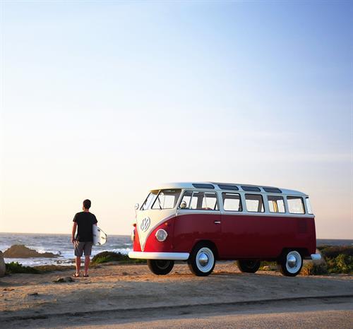 '61 VW Samba Bus