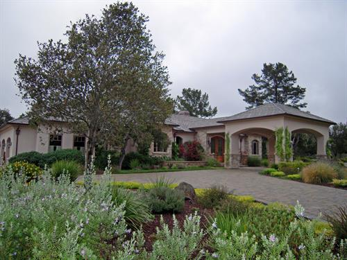 """Custom Home Stokes Residence """"Monterra Ranch"""" 68 Corridor"""